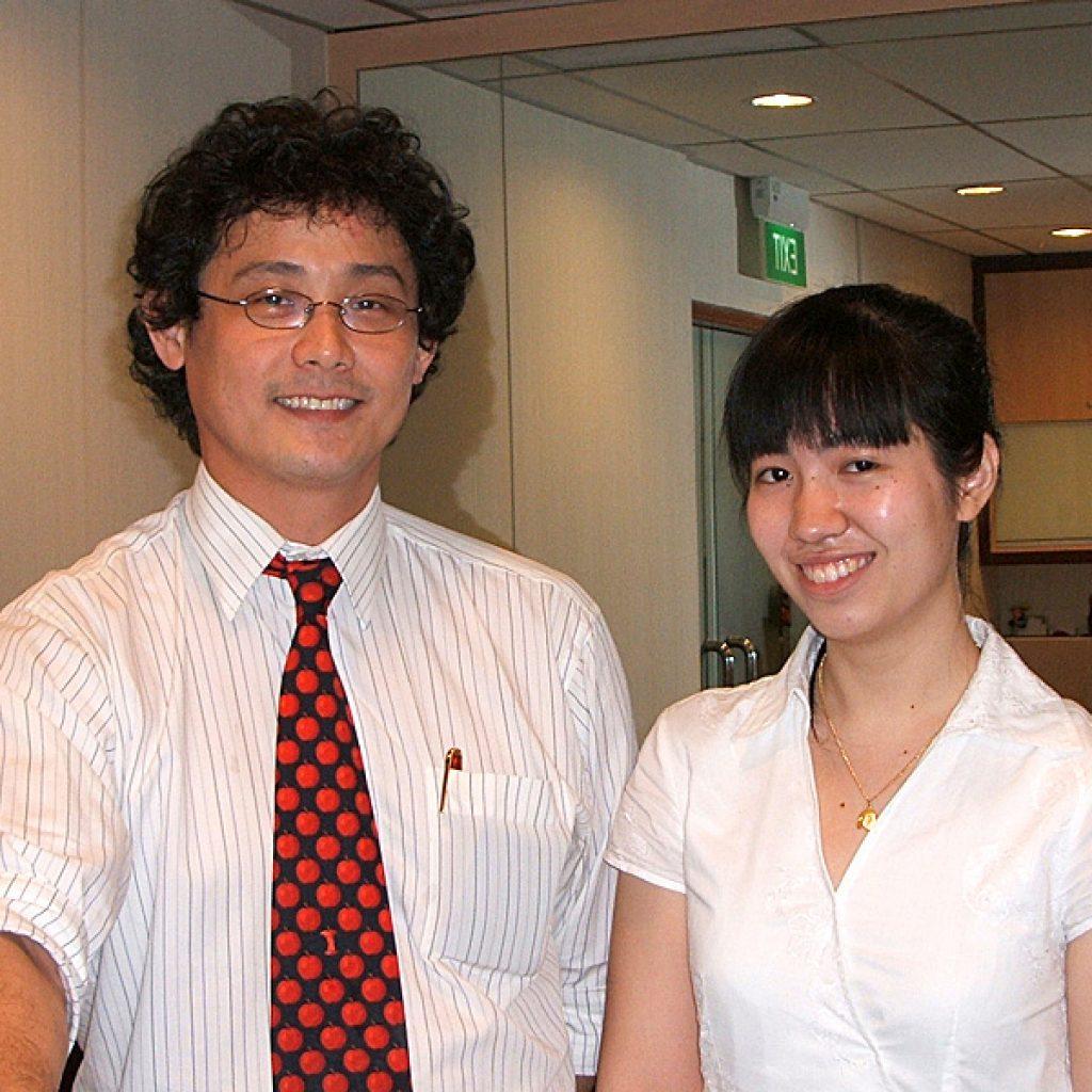 Dr Chan Pei Yuan