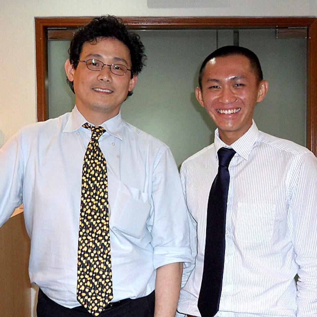 Dr Eugene Woo